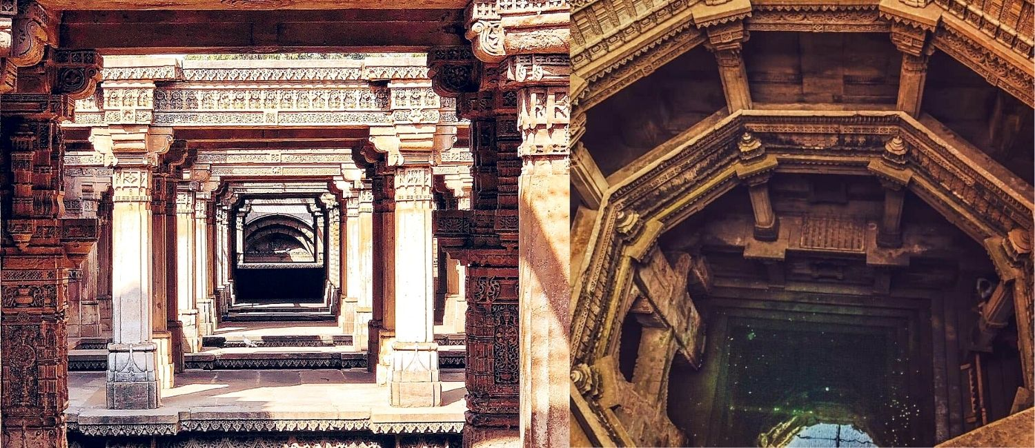 Historic places to visit in Ahmedabad