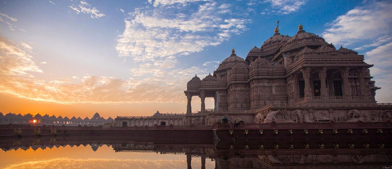 Akhshardham - Weekend Getaway Near Ahmedabad