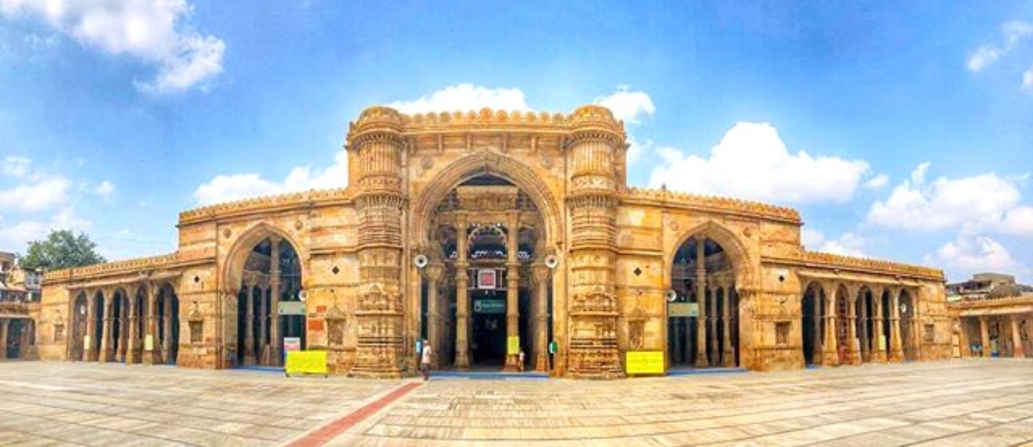 Historic places in Ahmedabad