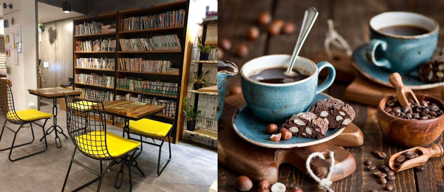 unique cafes in Ahmedabad
